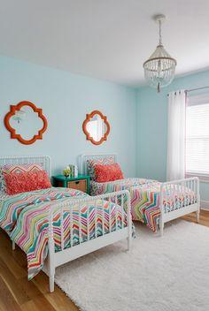 kids room design july 2014 38 - Bedroom Colors For Girls
