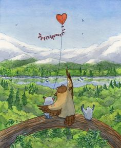 Love Is Forever: A Children's Book That Helps Kids Deal with Losing a Loved One   Brain Pickings