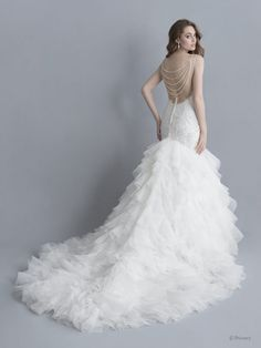 Disney Wedding Dresses 2020 - a beautiful collection of Disney Wedding Dresses and gowns from the Fairytale Wedding Collection. Browse these 16 Disney Wedding Dresses and Gowns inspired by the Disney Princesses Belle, Tiana, Snow White, Cinderella and Tiana. Disney Wedding Dresses, Princess Wedding Dresses, Wedding Gowns, Disney Inspired Wedding, Wedding Disney, Disney Weddings, Disney Dresses, Bridal Dresses, Marie