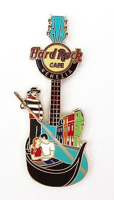 Hrc hard rock cafe #venice venezia rock shop #gondola #guitar pin vhtf,  View more on the LINK: 	http://www.zeppy.io/product/gb/2/391493029455/