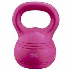 BODY SCULPTURE - Kettlebell 2.5Kg Pink