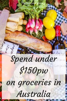18 tips to reduce your groceries - under $150 a week in Australia for a family of 4 - The Thrifty Issue