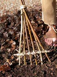 Willow Rake How To and other primitive skills
