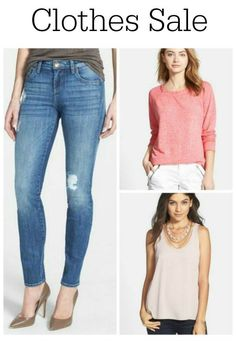 Who doesn't love a good sale? Nordstrom is having their half yearly sale and I've picked out some of my favorite items!