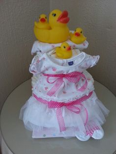 Diaper cake♥ Diaper Cakes, Giving, Children, Gifts, Young Children, Boys, Presents, Kids, Diaper Bouquet
