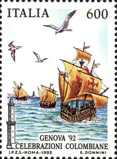 Italy Stamp 1992