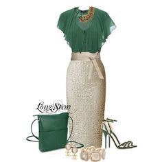 Classy Outfit-I would be interested in trying on something like this style.