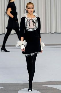 The Terrier and Lobster: Chanel Spring 2007 Haute Couture