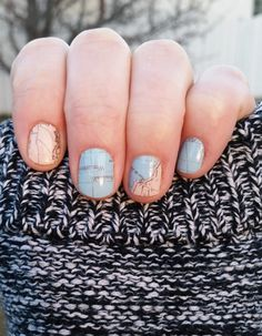 As a girl who loves living out of a suitcase and seeing the world... These are a must!! | Jamberry | Bon Voyage