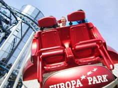 Europa Park, Rust, Allemagne