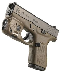 Streamlight TLR-6 Subcompact Tac Light w/Red Laser Sight - Click for larger image