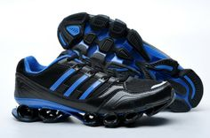 Adidas Bounce Titan Mens Black Blue Silver Running Shoes adidas bounce mens Regular Price: $150.00 Special Price $91.69 Shoes Type: Bounce Titan Brand: Adidas Gender: Mens Color: Black Blue Silver Purposes: Running Shoes Size: 40-44