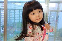 Yerin Park. Cutest litto girl ever aww :'(