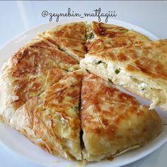 Easy Pastry with Cheese Burek Recipe, Hummus Recipe, Gourmet Recipes, Vegetarian Recipes, Healthy Recipes, Turkish Recipes, Ethnic Recipes, Cheese Pastry, Best Cake Recipes