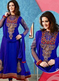 a designer salwar kurtha