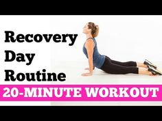 How to relieve DOMS, Muscle Stiffness, Soreness | 20-Minute Recovery Day Routine - YouTube