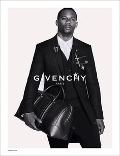Victor Cruz for Givenchy