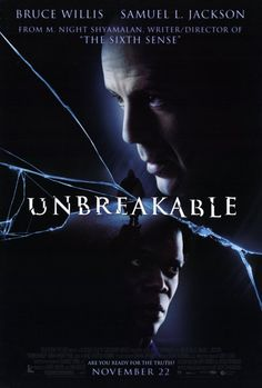 Unbreakable (2000) - Click Photo to Watch Full Movie Free Online.