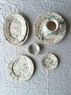 Maiolica Spruzzi Plates | THE KITCHEN | Artilleriet | Inredning Göteborg