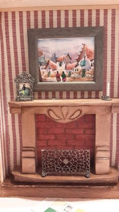 Camino in allestimento. Decorative Boxes, Frame, Home Decor, Picture Frame, Decoration Home, Room Decor, Frames, Home Interior Design, Decorative Storage Boxes