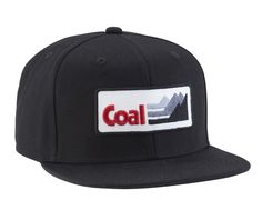 Interstate Snapback Cap by COAL