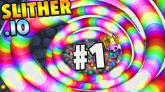 Slither.io - 100K Biggest Snake! Slither.io Gameplay (Slither.IO)