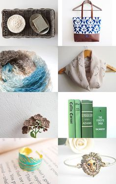 Weekend Finds by Cristal on Etsy--Pinned with TreasuryPin.com