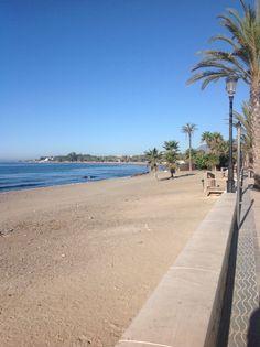 Playa del Cortijo Blanco, San Pedro de Alcántara, MARBELLA