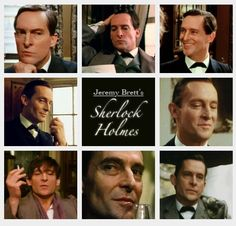 Jeremy Brett is the true Sherlock Holmes🕵️♂️ Sherlock Holmes Short Stories, Jeremy Brett Sherlock Holmes, Bbc Tv Series, 221b Baker Street, Arthur Conan Doyle, John Watson, Classic Tv, Benedict Cumberbatch, Film
