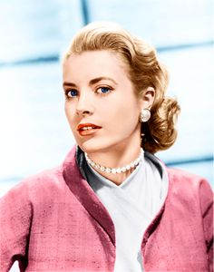 Grace Kelly Beauty Icon. For more beauty icons like this, click the picture or visit RedOnline.co.uk