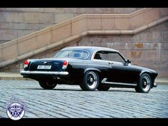 Volga 3121 V12 coupe. The Coolest Russian Car Ever Made | Russian Cars