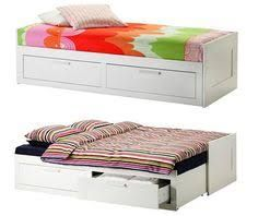 Four functions in one seating bed for one bed for two - Sofa cama nido ikea ...
