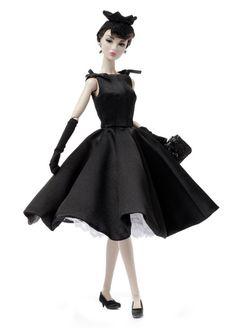 "loopt niet graag naast haar man: Sabrina ""Little Black Dress"""