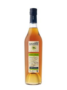 A single cask bottling of old Rhum Agricole, distilled at the Savanna distillery on the French island of La Réunion in the Indian Ocean, and aged in a cognac barrel.