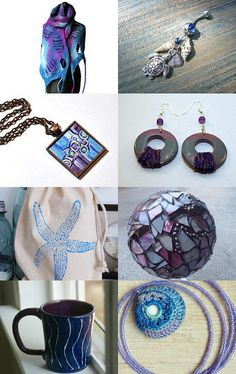 Fresh Sea Air by Cassie on Etsy--Pinned with TreasuryPin.com