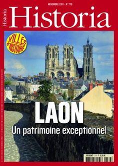 Laon. Un patrimoine exceptionnel