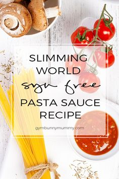 Slimming World Pasta Sauce Recipe, a perfect base for syn free spag bol or meatb.Slimming World Pasta Sauce Recipe, a perfect base for syn free spag bol or meatballs Tomato Pasta Sauce, Pasta Sauce Recipes, Chicken Pasta Recipes, Slimming World Spag Bol, Slimming Eats, Dog Food Recipes, Diet Recipes, Slimming World Recipes Syn Free, Low Carb Smoothies