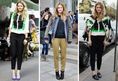 THE FASHION PACK: EKATERINA MUKHINA | My Daily Style en stylelovely.com