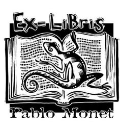 Exlibris Stamp Or Stickers Quot Houses Quot Bookplate Exlibris