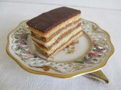 Zserbo Recipe, Tiramisu, Pancakes, French Toast, Breakfast, Ethnic Recipes, Food, Morning Coffee, Essen