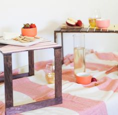 cute-and-pretty-diy-mini-picnic-tables-1.jpg (800×786)