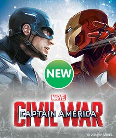 Step into the ultimate war between superheroes!  Browse the new Captain America: Civil War range:  http://www.thetoyshop.com/brands/marvel/captain-america/captain-america-civil-war
