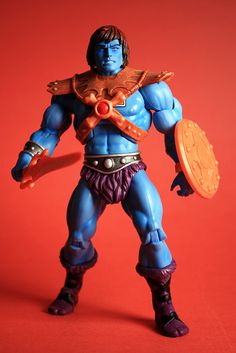 My Faker figure from the Masters of the Universe Classics toyline.