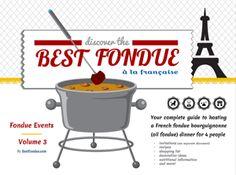 BestFondue volume 3: French Oil Fondue