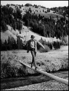 Gary Cooper by Robert Capa