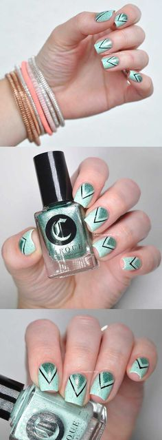 Creative Nail Art Ideas - Festival Nails Part 1 - Coachella Nails - Fun and Simple Manicures and Nail Art Style Tutorials for Polka Dots, French Tips, Valentines Day and Negative Space Designs - Easy and Cute Styles with Glitter and Gel - Works Great For Spring and Summer as well as Fall - Step By Step Tutorials with Crazy Designs With Rhinestones - https://thegoddess.com/creative-nail-art-ideas