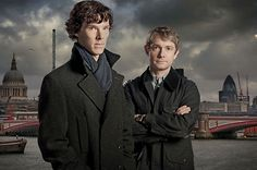 Madness Story: [Série tv] Sherlock - Saison 1