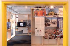 Saint-Etienne représente la France à la Triennale de Milan, jusqu'au 12 septembre 2016. À Milan, le design français est stéphanois.