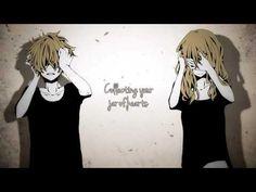 【Nightcore】→ Jar Of Hearts ( Switching Vocals ) || Lyrics - YouTube