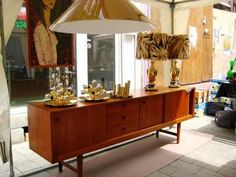 Beautiful Danish teak dressoir